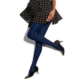 Therafirm Preggers Maternity Support Tights [Style DP12] Navy  L