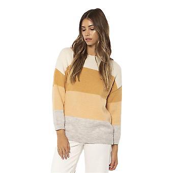 Sisstrevolution warm sands knitted sweater