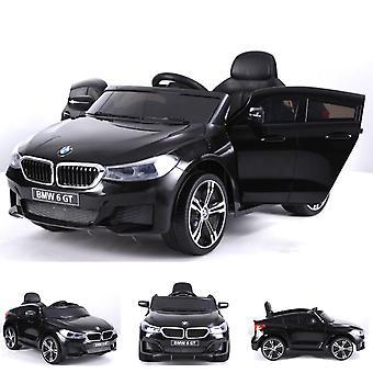 Voiture électrique pour enfants BMW 6GT EVA Pneu Soft Rubber Leather Seat Licensed 2x 35 Watt