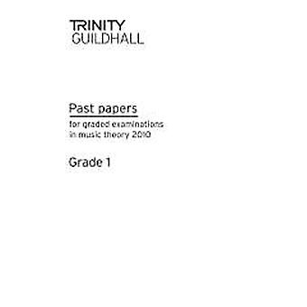 Trinity College London Past Papers: Theory of Music (2010) Gd 1
