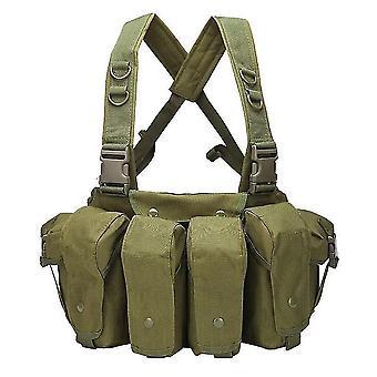 Vojenská taktická vesta Molle Combat Assault Plate Carrier Taktická vesta Outdoor Clothing Hunting
