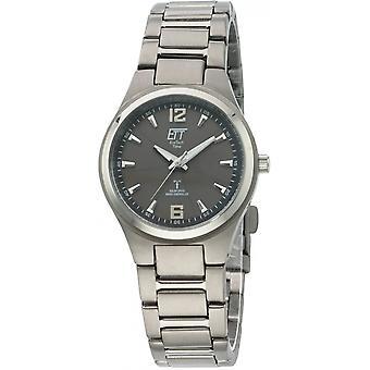 ONE (Eco Tech Time) Silver Titanium ELT-11326-11M Women's Watch