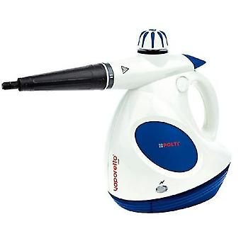 Polti Steam Cleaner PGEU0011 Vaporetto First Power 1000 W, Steam Pressure 3 bar, Water tank capacity 0.2 L, White