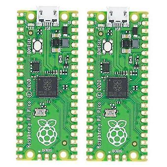 Motherboards for raspberry pi pico microcontroller development board dual-core arm cortex m0+ processor 133 mhz