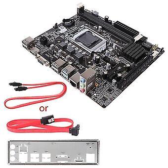 F19e b75-1155 placa base de computadora de escritorio socket 1155 placa base ddr3 lga 1155 para intel durable