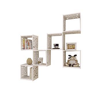 壁棚 省スペースの雑貨棚
