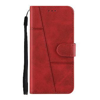 Cas pour Xiaomi Poco M3 Rouge