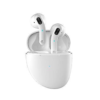 Qian Słuchawki Bluetooth Bezprzewodowe słuchawki douszne, Słuchawki bezprzewodowe Prawdziwe bezprzewodowe zestawy słuchawkowe Bloototh 5.1 z mikrofonem, 20 godzin odtwarzania, Auto