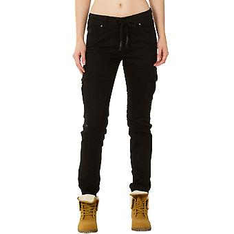 Ripped Distressed Cargo Pants