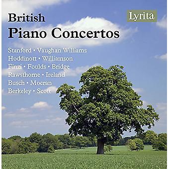 British Piano Concertos/Various - British Piano Concertos/Various [CD] USA import