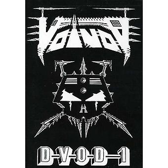 Voivod - D-V-O-D-1 [DVD] USA import