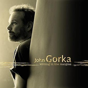John Gorka - Writing in the Margins [CD] USA import