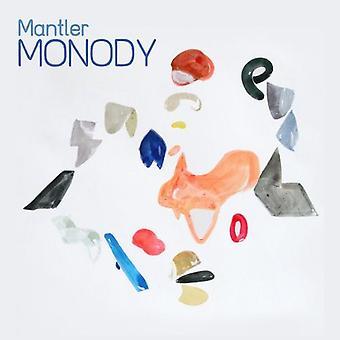 Mantler - Monody [CD] USA import