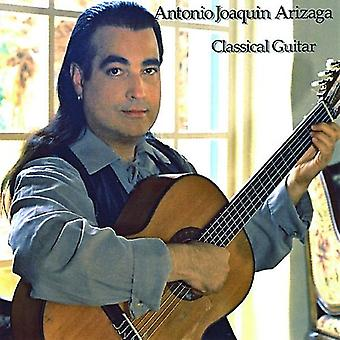Anthony Arizaga - importation USA guitare classique [CD]