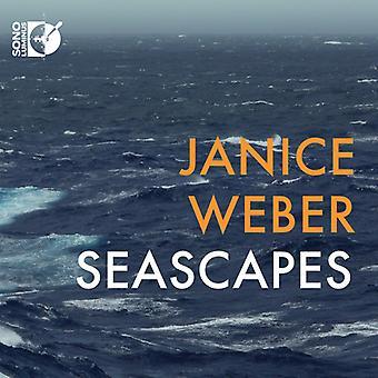 Smetana / Weber, Janice - Seascapes [CD] USA import