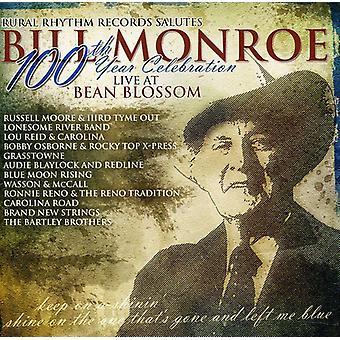 Bill Monroe 100th Year Celebration Liv - Bill Monroe 100th Year Celebration Liv [CD] USA import