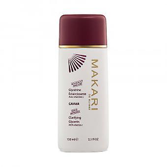 Makari Caviar Lightening Glycerin - Advanced Skin Care Formula for Complexion - Skin Lightening Cream for Sensitive Skin Caviar infused Cream