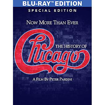 Now More Than Ever: The History of Chicago [Blu-ray] USA import