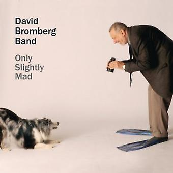 David Bromberg & Band - Only Slightly Mad [CD] USA import