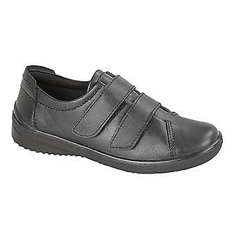 Mod Comfys Womens/dames 2 Bar Touch bevestiging van vrije tijd schoenen