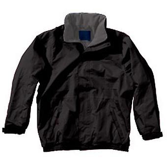 Regata Trw297 Mens impermeável e à prova de vento Dover velo jaqueta acolchoada forrada