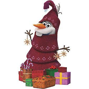Olaf's Frozen Adventure Cardboard Cutout / Standee / Standup