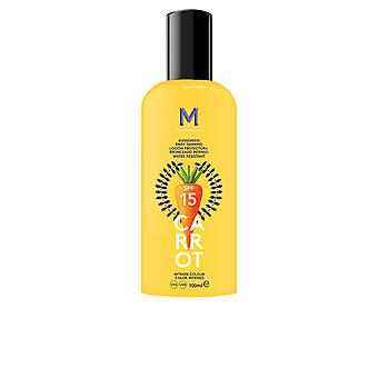 Mediterraneo Sun Carrot Sunscreen Dark Tanning Spf15 200 Ml Unisex