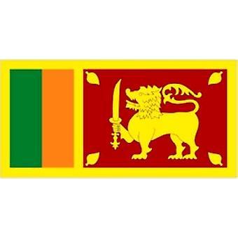 Sri Lanka vlag 5 ft x 3 ft