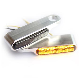 Iron optics motorcycle LED indicator + Winker for handlebar HD V-Rod models up to 2006