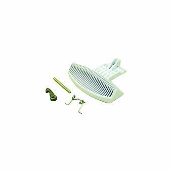 Indesit White Washing Machine Handle Kit