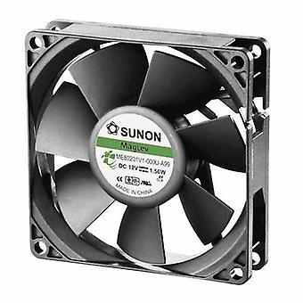Sunon ME80201V1-000U-A99 axiale ventilator 12 V DC 61,16 m³/h (L x b x H) 80 x 80 x 20 mm