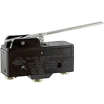 Honeywell AIDC Microswitch BZ-2RW80-A2 250 V AC 15 A 1 x On/(On) momentary 1 pc(s)