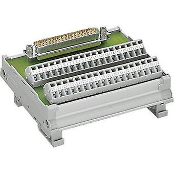 WAGO 289-548 D-SUB nagłówka interfejsu modułu 0,08 – 2,5 mm²