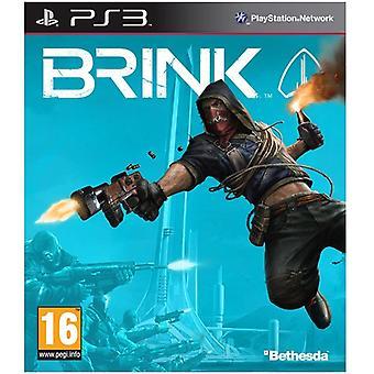 Brink PS3 Game