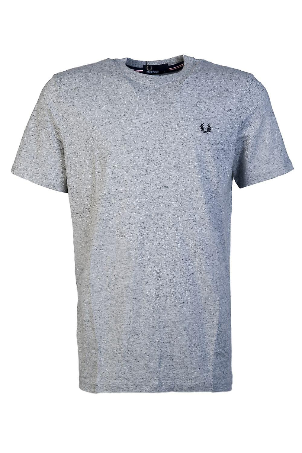 Fred Perry Round Neck T Shirt M6334