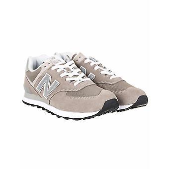 New Balance Ml574egg Shoes - gris