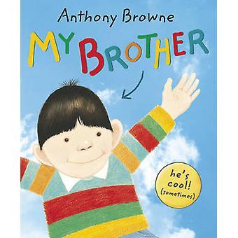 Mein Bruder von Anthony Browne - 9780552560214 Buch