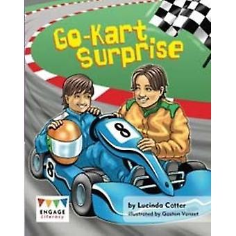 Surpresa de Kart por Lucinda Cotter - livro 9781406265262