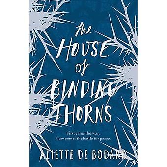 The House of Binding Thorns by Aliette de Bodard - 9781473212619 Book