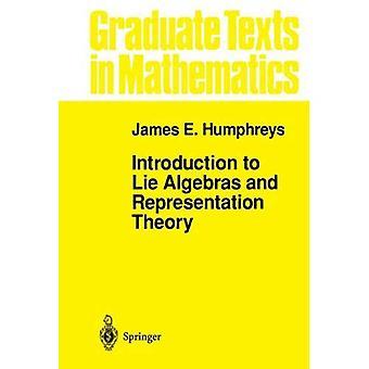 Introduzione alle algebre di Lie e teoria della rappresentazione: v. 9 (testi laureati in matematica)