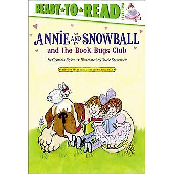 Annie och snöboll och buggar bokklubben