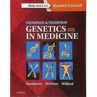 Thompson & Thompson génétique en médecine, 8e
