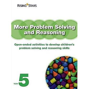 Mais de resolução de problemas e raciocínio ano 5
