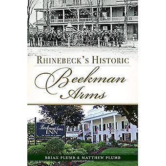 Rhinebeck des historischen Beekman Arms