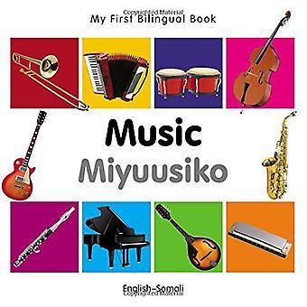 Mijn eerste tweetalige boek - muziek: Engels-Somali