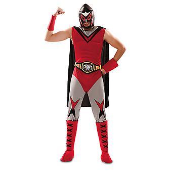 Mexican wrestling Champ Lucha Libre wrestler champion
