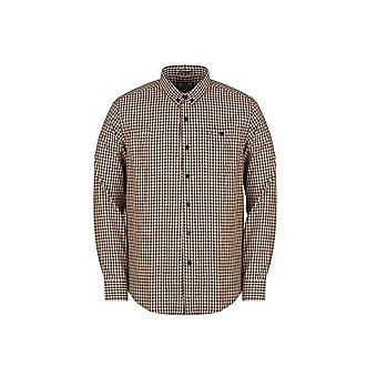 Weekend Offender Wilde Heritage Check Shirt