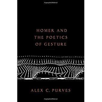 Homer e a poética do gesto