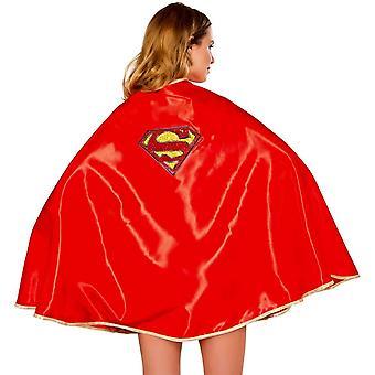 Supergirl Adult Cape 30 In