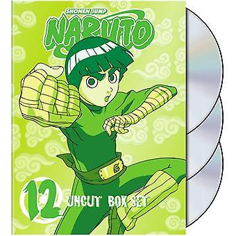 Naruto Uncut: coffret 12 importer des USA [DVD]